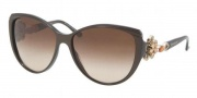 Bvlgari BV8097B Sunglasses Sunglasses - 897/13 Cocoa / Brown Gradient