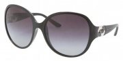 Bvlgari BV8098B Sunglasses Sunglasses - 901/8G Black / Gray Gradient