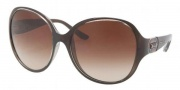 Bvlgari BV8098B Sunglasses Sunglasses - 998/13 Brown / Brown Gradient