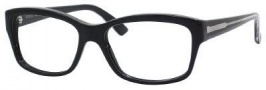 Gucci 3205 Eyeglasses Eyeglasses - 0Y6C Black Crystal