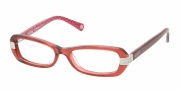 Coach HC6004 Eyeglasses Lilly  Eyeglasses - 5032 Burgundy