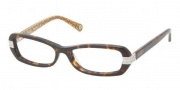 Coach HC6004 Eyeglasses Lilly  Eyeglasses - 5033 Dark Tortoise