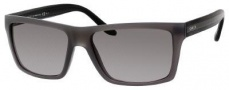 Gucci 1013/S Sunglasses Sunglasses - 054S Semi Matte Gray (EU Gray Gradient Lens)