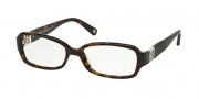 Coach HC6007B Eyeglasses Gloria  Eyeglasses - 5001 Dark Tortoise
