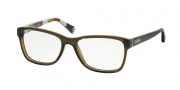 Coach HC6013 Eyeglasses Julayne  Eyeglasses - 5030 Dark Olive