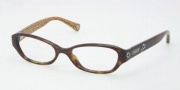 Coach HC6015 Eyeglasses Delaney  Eyeglasses - 5033 Dark Tortoise