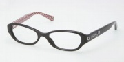 Coach HC6015 Eyeglasses Delaney  Eyeglasses - 5034 Black