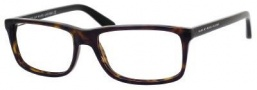 Marc by Marc Jacobs MMJ 513 Eyeglasses Eyeglasses - 0KVX Dark Havana / Black