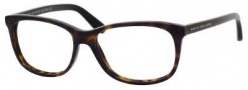 Marc by Marc Jacobs MMJ 514 Eyeglasses Eyeglasses - 0KVX Dark Havana / Black
