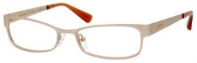 Marc by Marc Jacobs MMJ 516 Eyeglasses Eyeglasses - 0G1C Red Gold Semi Matte