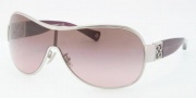 Coach HC7005B Sunglasses Reagan  Sunglasses - 901614 Silver Purple / Brown Gradient Pink