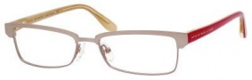 Marc by Marc Jacobs MMJ 523 Eyeglasses Eyeglasses - 084L Semi Matte Sand / Red Yellow