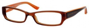 Marc by Marc Jacobs MMJ 471 Eyeglasses Eyeglasses - 0QI4 Brown Orange