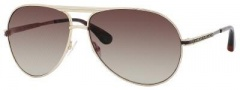 Marc by Marc Jacobs MMJ 278/S Sunglasses Sunglasses - 0J5G Gold (JD Brown Gradient Lens)