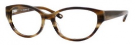 Nine West 452 Eyeglasses Eyeglasses - 0JMF Striated Brown