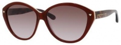 Marc by Marc Jacobs MMJ 289/S Sunglasses Sunglasses - 07T9 Brown Beige (HA Brown Gradient Lens)