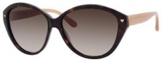Marc by Marc Jacobs MMJ 289/S Sunglasses Sunglasses - 07U2 Dark Havana (K8 Brown Gradient Lens)