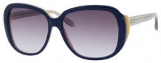Marc by Marc Jacobs MMJ 290/S Sunglasses Sunglasses - 07U6 Blue Powder (5M Gray Gradient Aqua Lens)