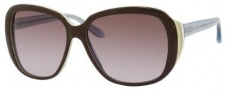 Marc by Marc Jacobs MMJ 290/S Sunglasses Sunglasses - 07UW Teal Brown (HA Brown Gradient Lens)