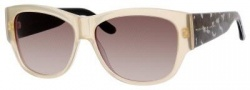 Marc by Marc Jacobs MMJ 295/S Sunglasses Sunglasses - 07T5 Beige (ED Brown Gradient Lens)