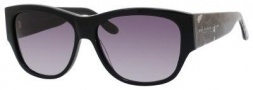 Marc by Marc Jacobs MMJ 295/S Sunglasses Sunglasses - 07T3 Black (EU Gray Gradient Lens)