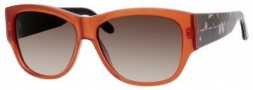 Marc by Marc Jacobs MMJ 295/S Sunglasses Sunglasses - 07T6 Brick (K8 Brown Gradient Lens)