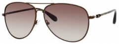 Marc by Marc Jacobs MMJ 299/S Sunglasses  Sunglasses - 0Q4G Brown (CC Brown Gradient Lens)