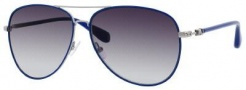 Marc by Marc Jacobs MMJ 299/S Sunglasses  Sunglasses - 083F Ruthenium Blue (JJ Gray Gradient Lens)