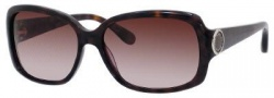 Marc by Marc Jacobs MMJ 302/S Sunglasses Sunglasses - 0086 Dark Havana (CC Brown Gradient Lens)