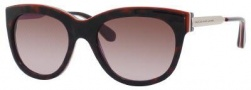 Marc by Marc Jacobs MMJ 305/S Sunglasses - 083Q Gray Havana (CC Brown Gradient Lens)