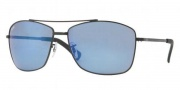 Ray-Ban RB3476 Sunglasses Sunglasses - 006/55 Matte Black / Blue Mirror
