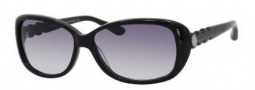 Marc by Marc Jacobs MMJ 321/S Sunglasses Sunglasses - 029A Black (JJ Gray Gradient Lens)