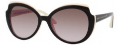 Marc by Marc Jacobs MMJ 262/S Sunglasses Sunglasses - 0XRB Black Milk (HA Brown Gradient Lens)
