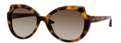Marc by Marc Jacobs MMJ 262/S Sunglasses Sunglasses - 0BGJ Havana (CC Brown Gradient Lens)