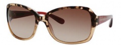 Marc by Marc Jacobs MMJ 268/S Sunglasses Sunglasses - 01K3 Havana Brown (D8 Brown Gradient Lens)