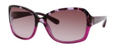 Marc by Marc Jacobs MMJ 268/S Sunglasses Sunglasses - 01MF Violet Havana (J6 Brown Gradient Lens)