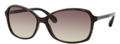 Marc by Marc Jacobs MMJ 270/S Sunglasses  Sunglasses - 01YN Black Havana (ED Brown Gradient Lens)