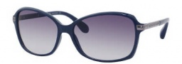 Marc by Marc Jacobs MMJ 270/S Sunglasses  Sunglasses - 01ZN Blue Powder (DG Smoke Gradient Lens)
