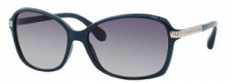 Marc by Marc Jacobs MMJ 270/S Sunglasses  Sunglasses - 01ZK Teal Brown (BB Gray Gradient Lens)