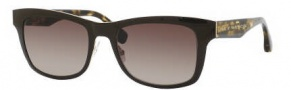 Marc by Marc Jacobs MMJ 271/S Sunglasses Sunglasses - 024W Gold Brown Havana (JD Brown Gradient Lens)