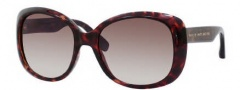 Marc by Marc Jacobs MMJ 273/S Sunglasses Sunglasses - 0PX1 Havana (CC Brown Gradient Lens)