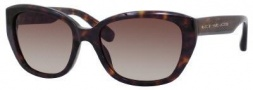 Marc by Marc Jacobs MMJ 274/S Sunglasses Sunglasses - 0PX1 Havana (JD Brown Gradient Lens)