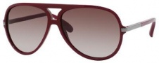 Marc by Marc Jacobs MMJ 276/S Sunglasses Sunglasses - 0COI Burgundy Opal (JD Brown Gradient Lens)
