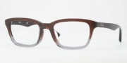 Ray Ban RX5267F Eyeglasses Eyeglasses - 5055 Brown Gradient / TR Gray