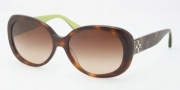 Coach HC8002 Sunglasses Victoria  Sunglasses - 505213 Tortoise / Brown Gradient