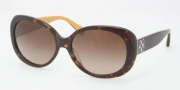 Coach HC8002 Sunglasses Victoria  Sunglasses - 505513 Dark Tortoise / Brown Gradient