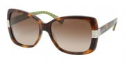 Coach HC8004 Sunglasses Harper Sunglasses - 503113 Tortoise / Brown Gradient