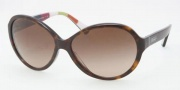 Coach HC8008 Sunglasses Alicia Sunglasses - 500113 Tortoise / Brown Gradient