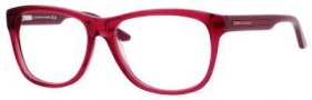 Armani Exchange 237 Eyeglasses Eyeglasses - 0BCF Cyclamen / Red 