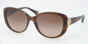 Coach HC8014 Sunglasses Sabrina  Sunglasses - 500113 Tortoise / Brown Gradient